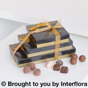 Trio of Chocolates Gift Set