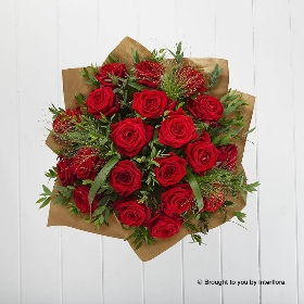 Rose Adoration Hand-tied